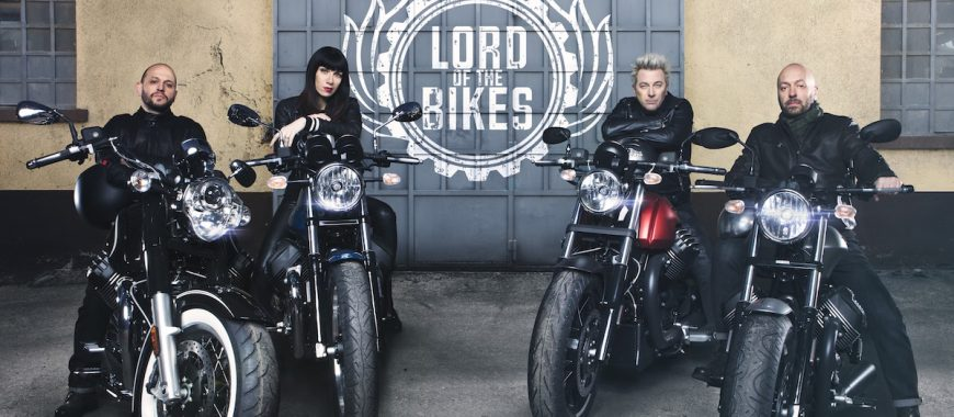 Dal 26 febbraio segui Lord of The Bikes con The Clan
