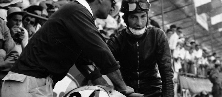 Enrico Lorenzetti, il campione che faceva volare le Moto Guzzi
