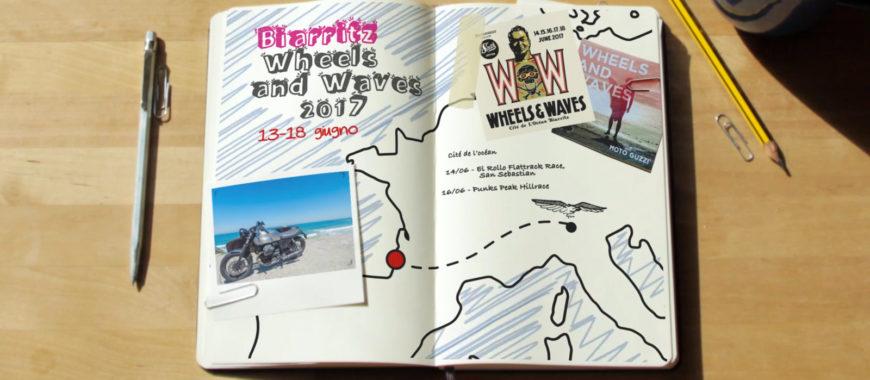 Journal de voyage, quatrième étape : Wheels and Waves à Biarritz