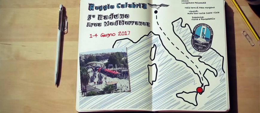 Reisetagebuch, dritte Etappe: 5. Motorradtreffen Area Mediterranea in Reggio Calabria