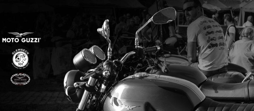 Glemseck 101: dall'1 al 3 settembre con The Clan e Moto Guzzi