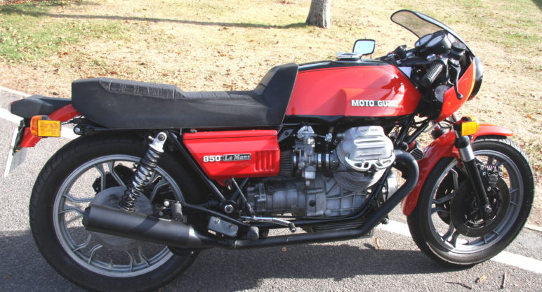 The story of the Moto Guzzi Le Mans