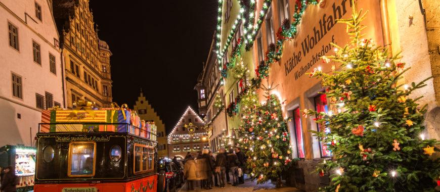 3 propositions pour un Noël unique en Bavière