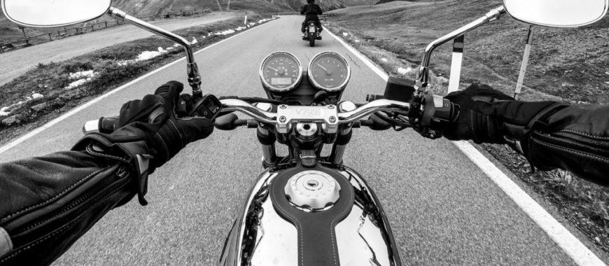 10 Punkte, die man von einem Motorradfahrer lernen kann