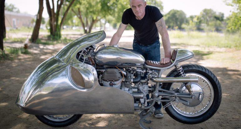 The Rodsmith Motorcycles Moto Guzzi customs