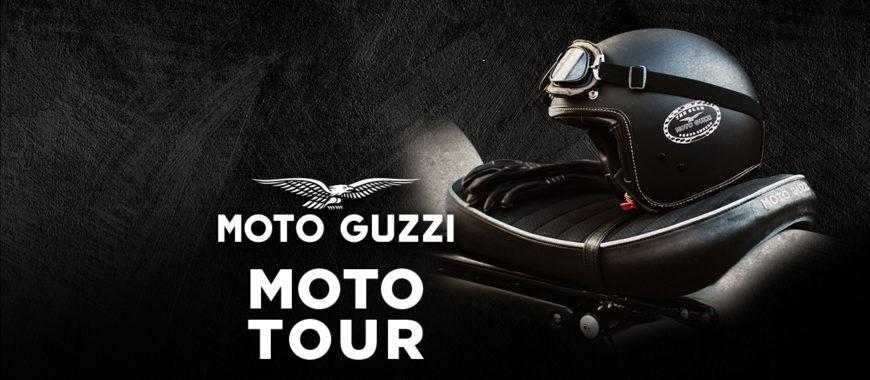 Bike-Touren 2018 – Eine Runde im Sattel der neuen Moto Guzzis
