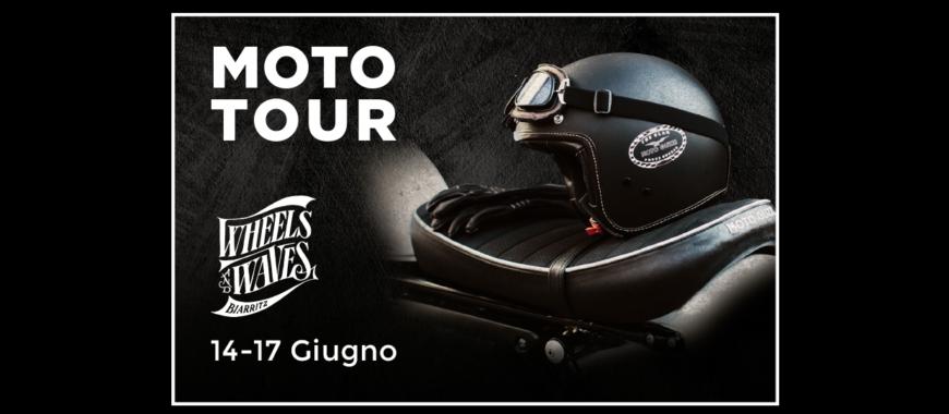 A Wheels & Waves con il Moto Tour Moto Guzzi: a Biarritz il 1° The Clan Meeting