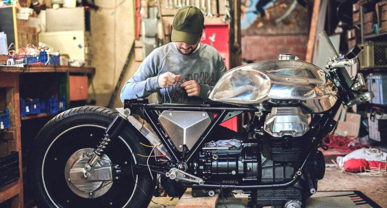 #NAMEMYGUZZI: Helft John den richtigen Namen für seine spezielle Moto Guzzi zu finden!