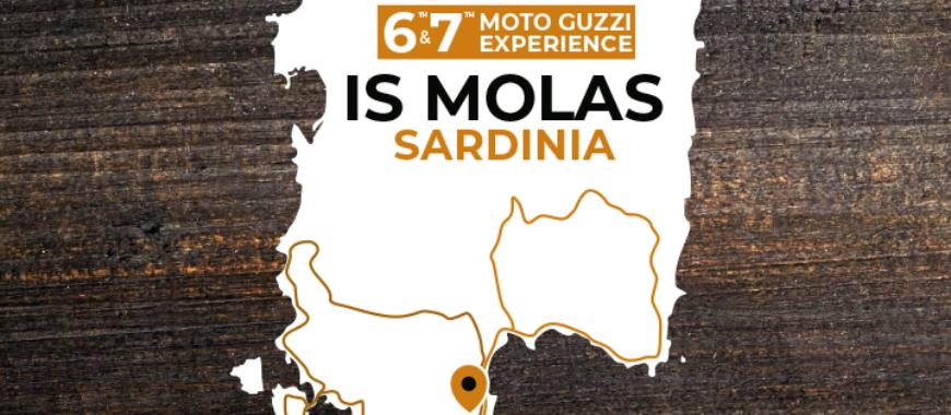 Register for the latest Moto Guzzi Experiences in Sardinia