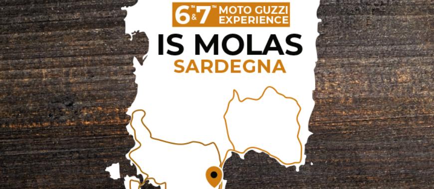 Iscriviti alle nuove Moto Guzzi Experience in Sardegna