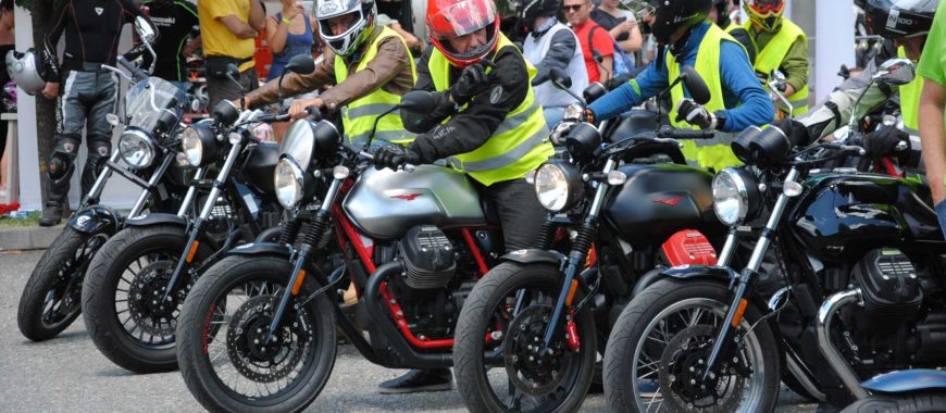 The 42nd Stelvio Rally: we were there!