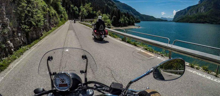 Moto-tourisme d'été : préparer notre Moto Guzzi et nous