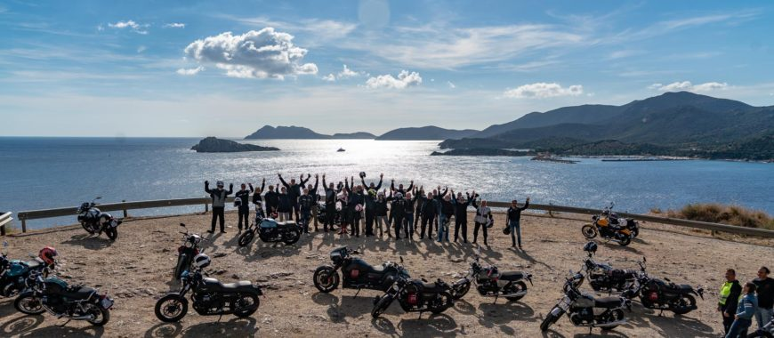 One adventure, a thousand emotions: back from the 6th MG Experience Is Molas – Sardinia