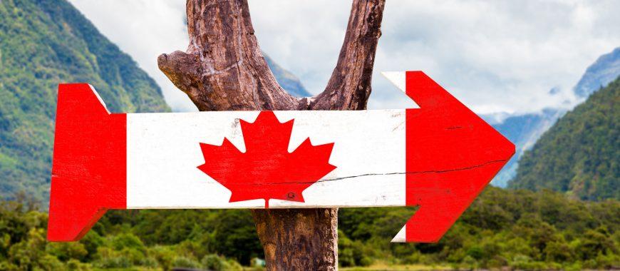 Le Canada en moto, parmi les forêts et les grands lacs
