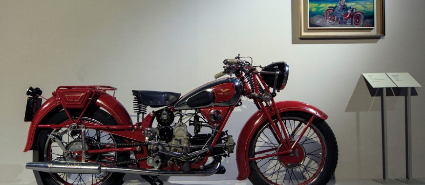Easy Rider – the myth of the motorbike as art