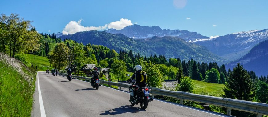 The 7 most beautiful passes in the Dolomites for biking