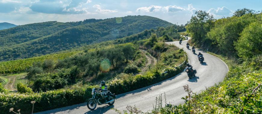 Moto Guzzi Experience tours 2019: bookings and calendar!