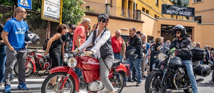 Open House 2019: 30.000 Besucher – die Moto Guzzi-Familie!