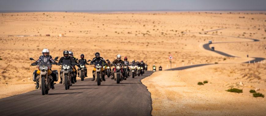 MG Experience Tunisie 2019 : en selle au cœur de la porte de l'Afrique